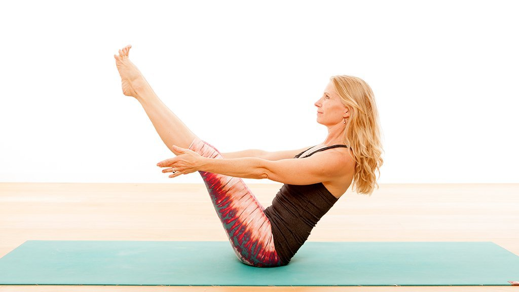 10-day Get Fit and Healthy yoga programme.