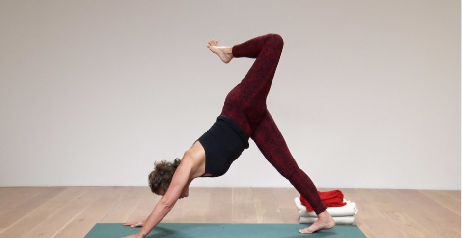 Accept to feel yoga class
