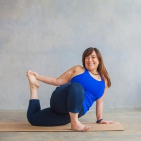 Anat Geiger, Hatha Yoga