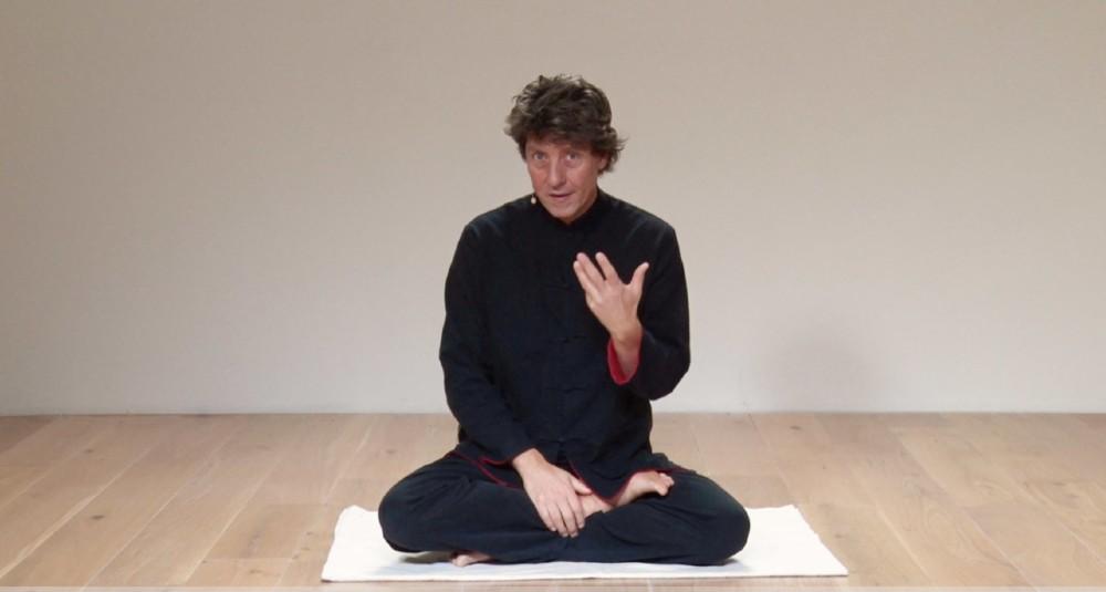 Burgs meditation class