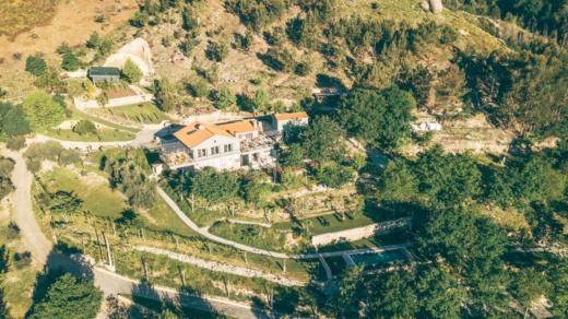Dalijo retreat centre Portugal