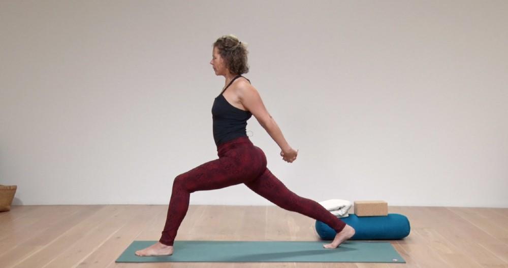 Empowerment series class 3 Ekhart Yoga
