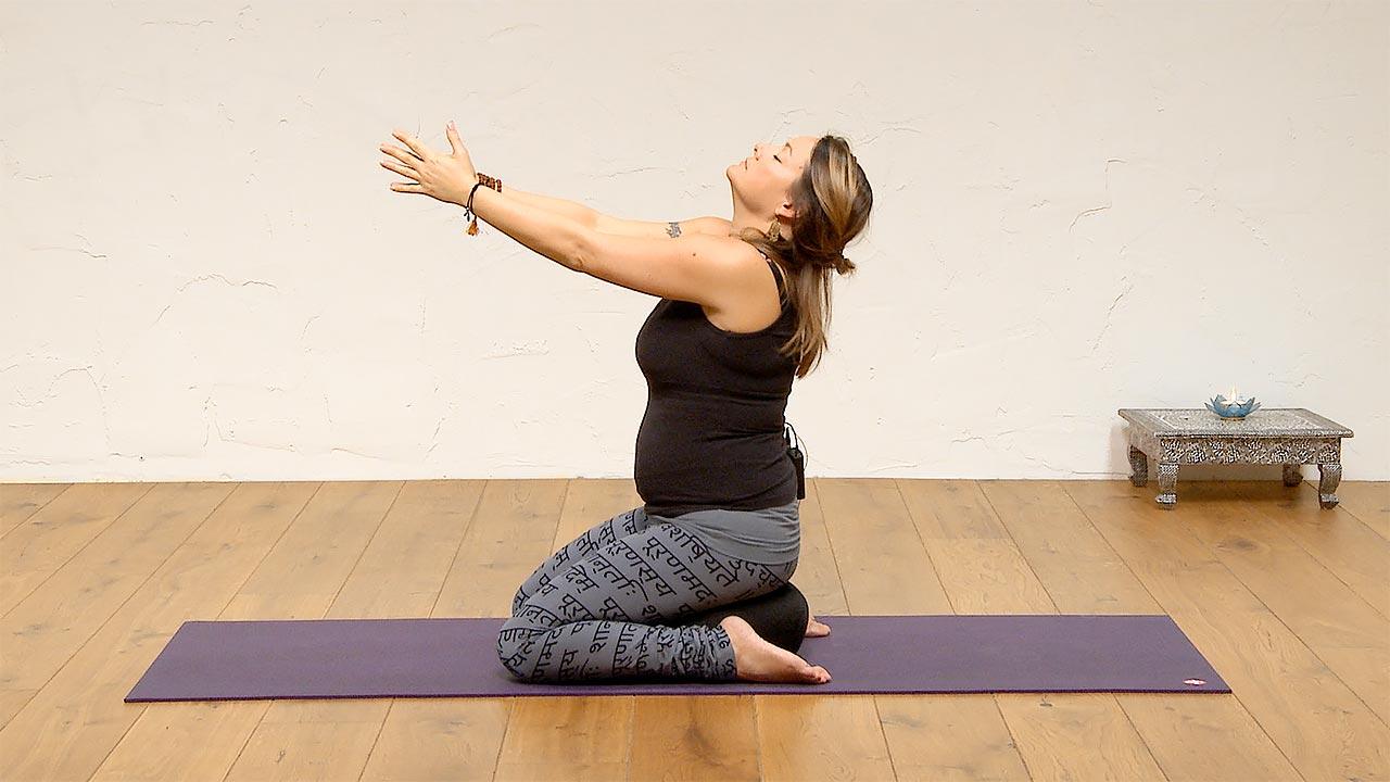 Express your truth Throat chakra Vishuddha yoga class
