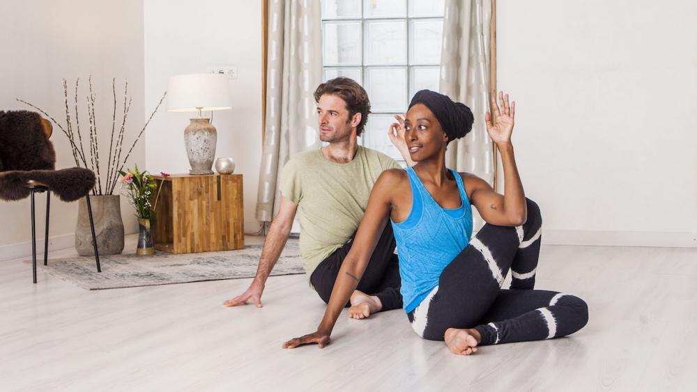 yoga rhythm practice