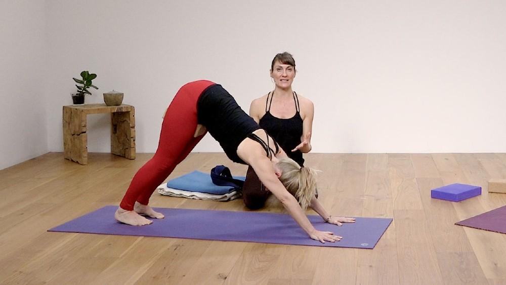 Immune Boost yoga class with Katy Appleton