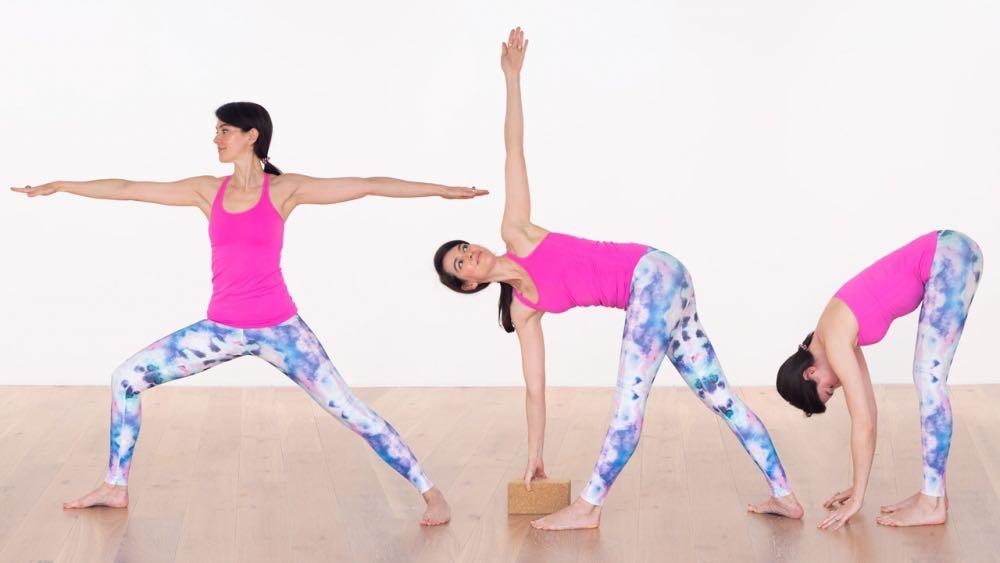 yoga movements