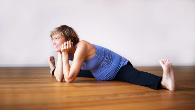 Pregnancy yoga online program