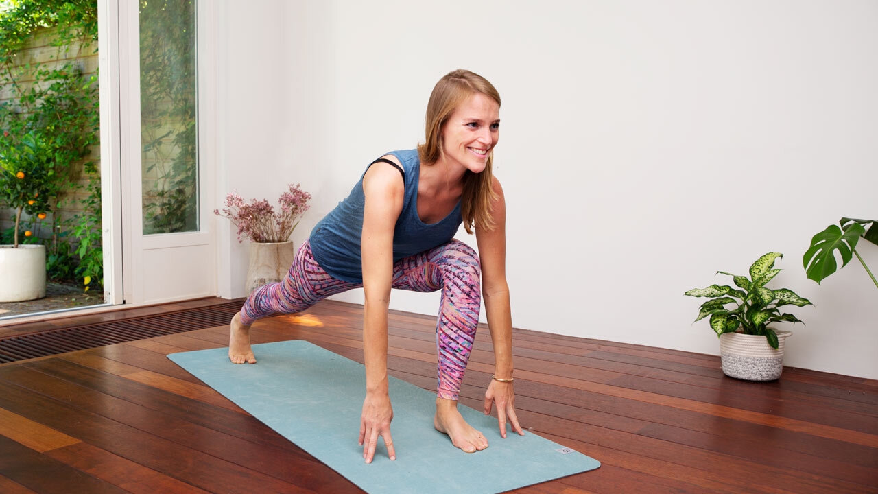 Prepare for your 30 day yoga challenge