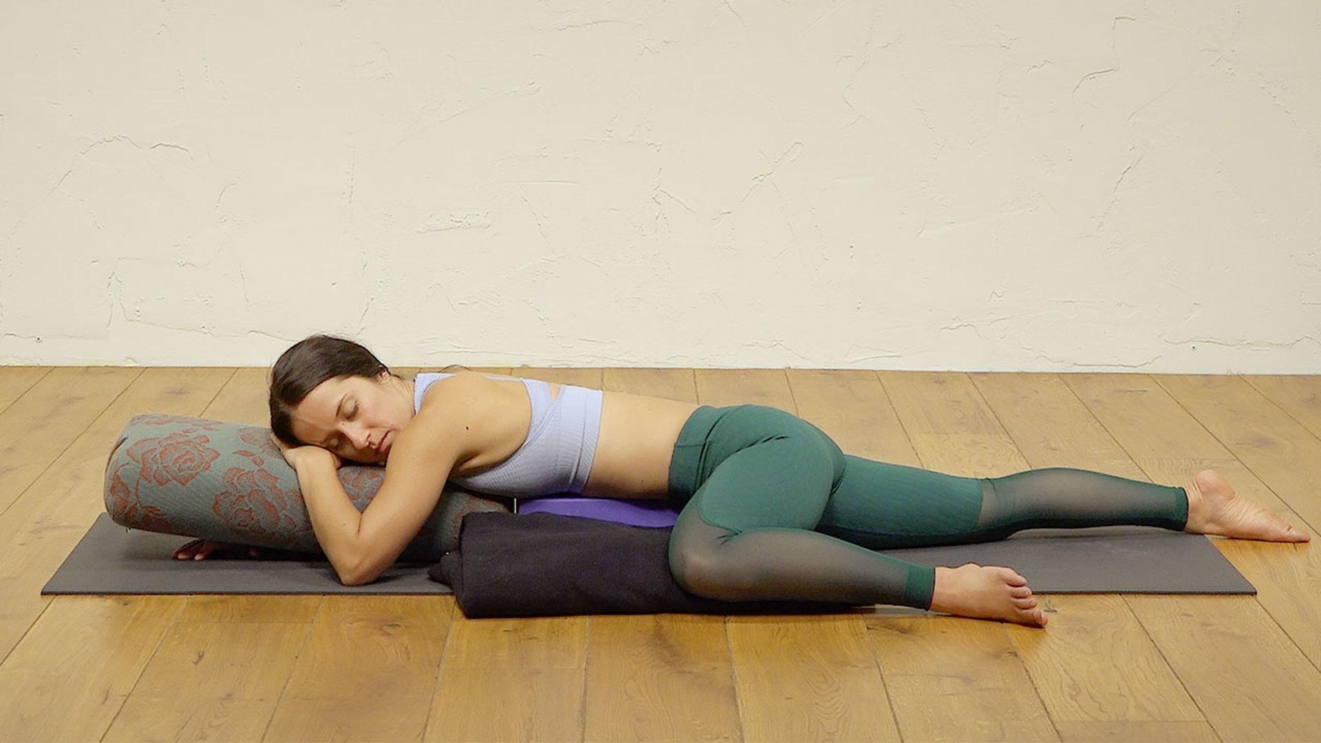 Restorative stress reliever program