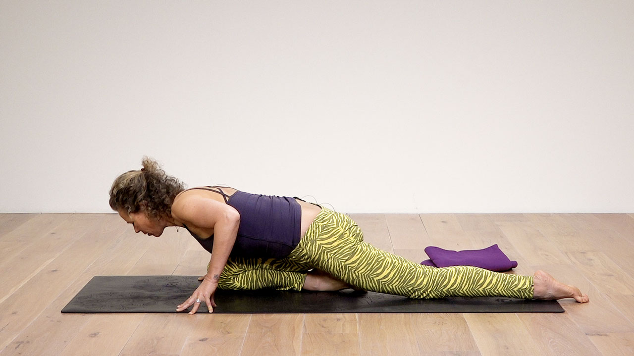 Slow flow for your hips
