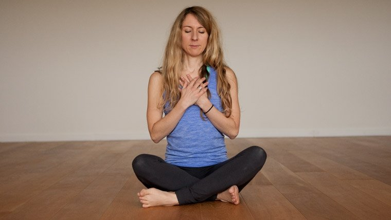 Saucha Niyama seated meditation