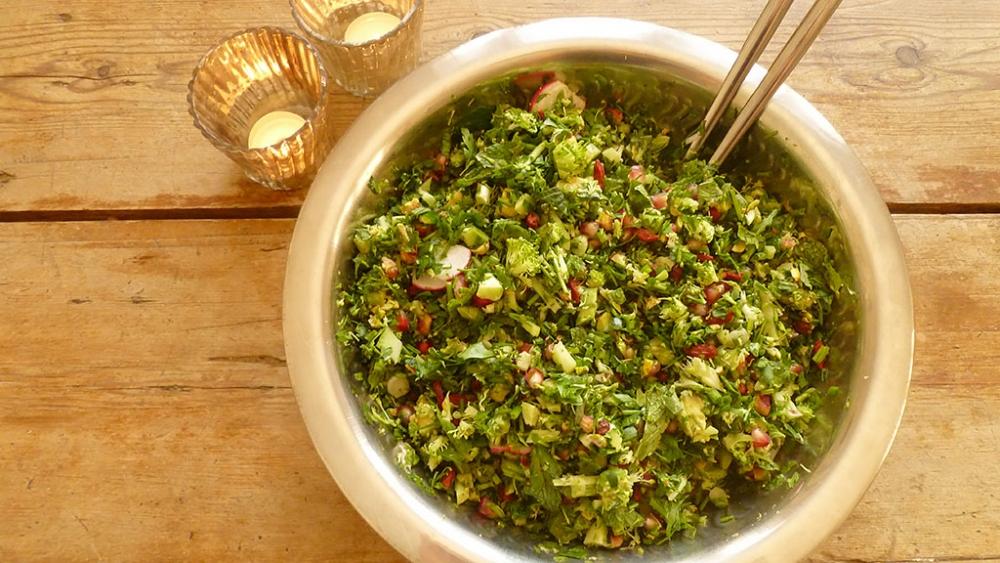 Superfood tabbouleh