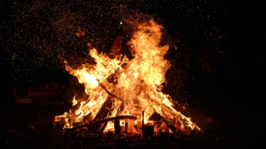 The element of Fire Ekhart Yoga