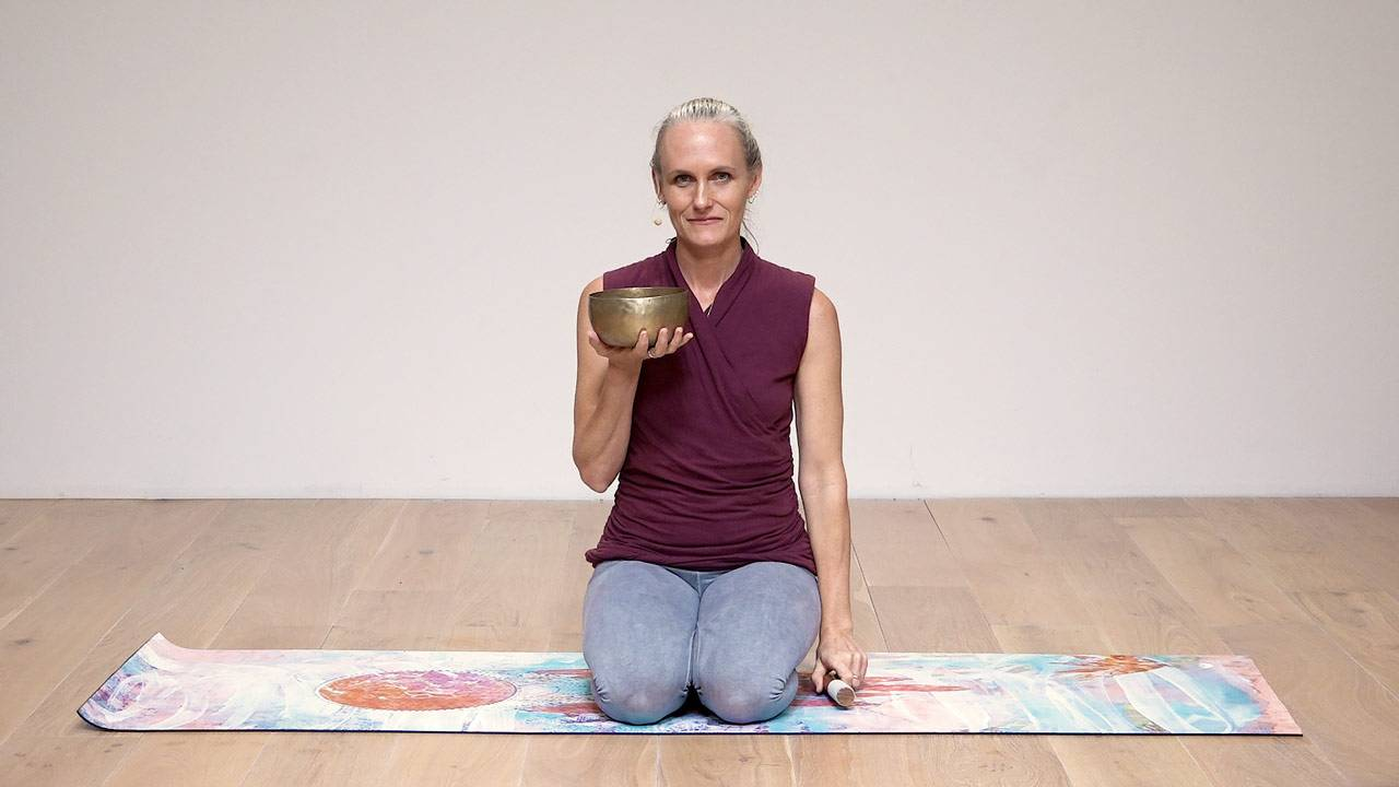 Tracey Cook, One mindful minute