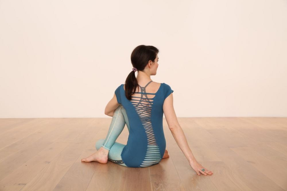 Understanding your Sacroiliac joint Ekhart Yoga