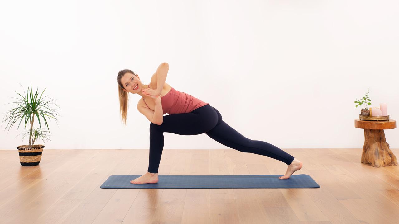 Vinyasa Yoga for Beginners Program