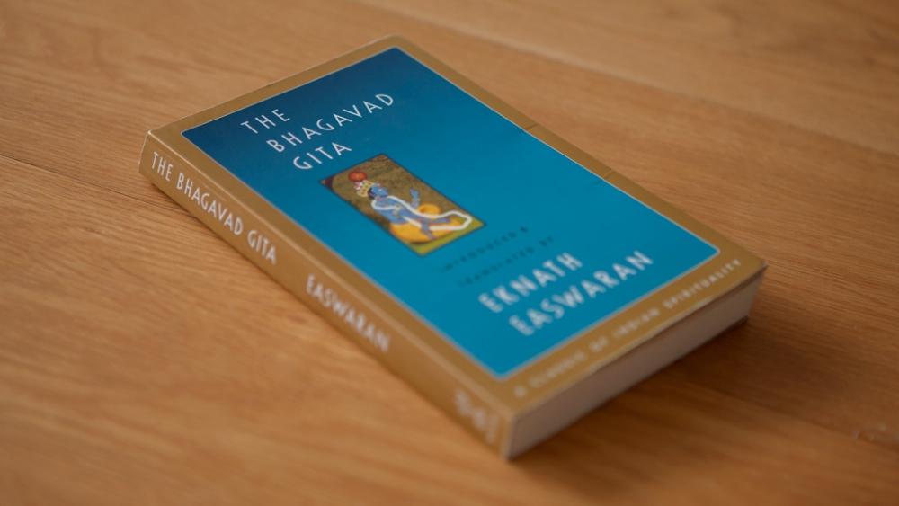 The Bhagavad Gita And The Battle Of Everyday Life Ekhart Yoga