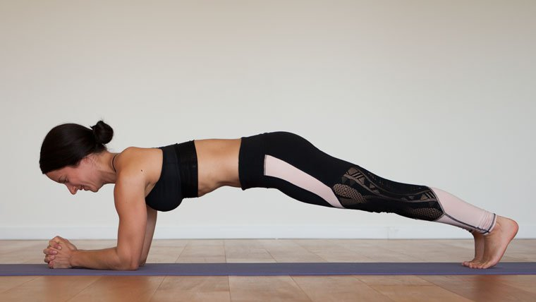 forearm-plank shoulder practice