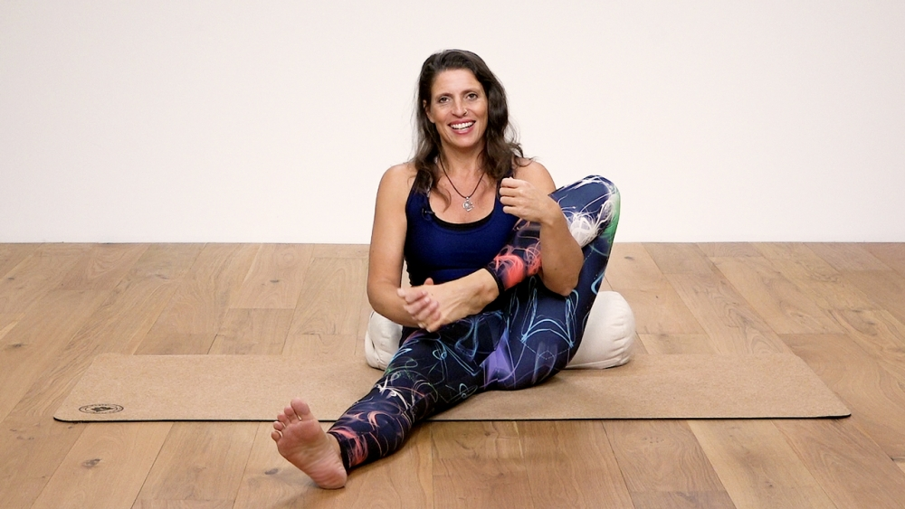 What is Scaravelli-inspired yoga?
