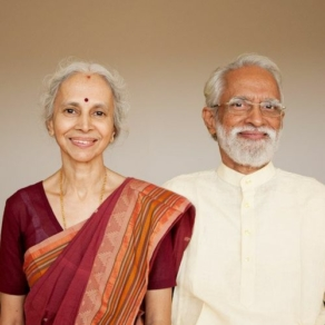 Indra and AG Mohan