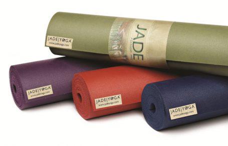 jade travel yoga mat review