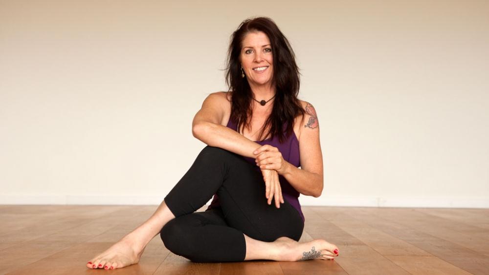 Exploring natural movement in yoga