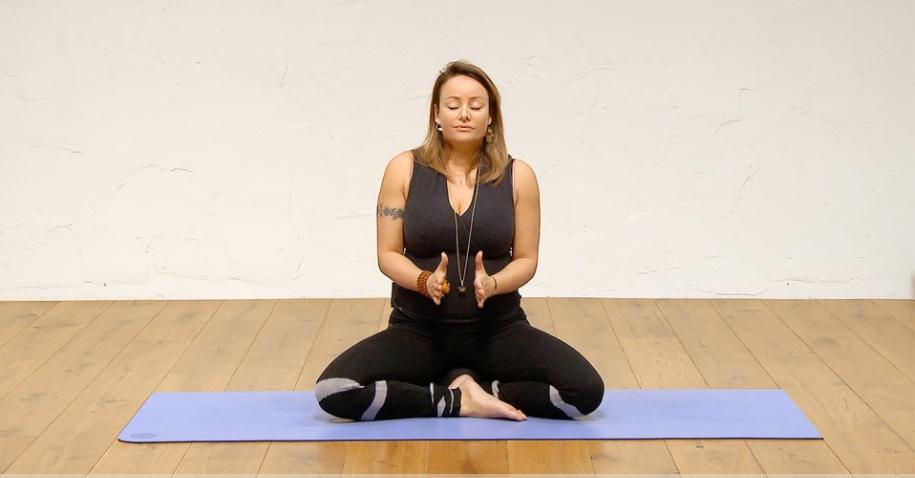 manipura chakra class Ekhart Yoga
