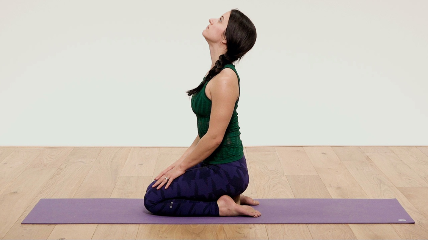 Mackenzie yoga for neck