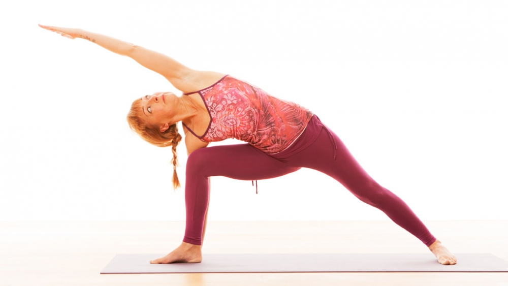 Fascia and yoga