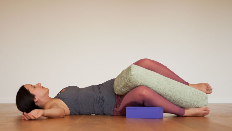 Restorative Yoga Poses Ekhart Yoga