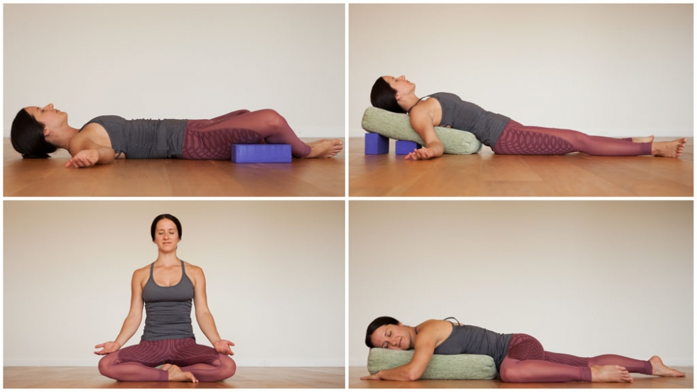 Restorative Yoga Poses Ekhart Yoga
