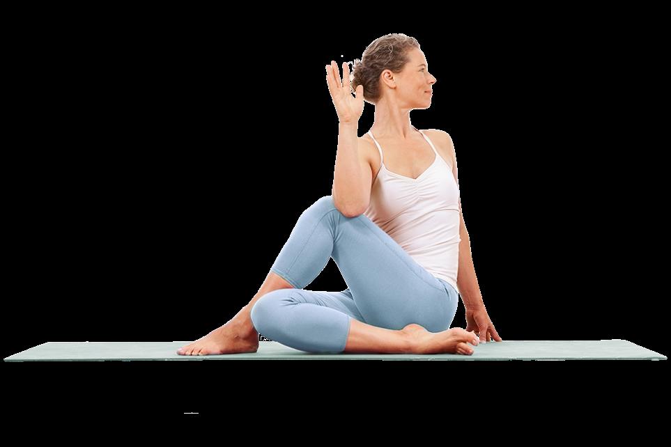 Sandra Carson Yoga teacher on EkhartYoga
