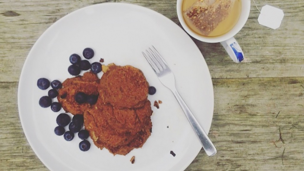 squash-pancakes recipe