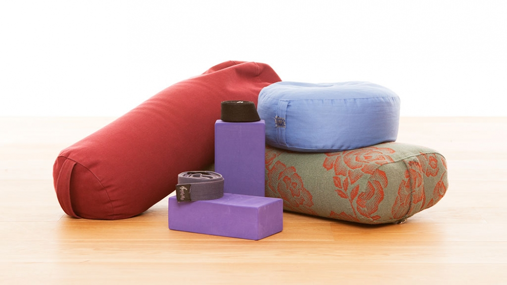 What If You Don T Have Any Yoga Props Ekhart Yoga
