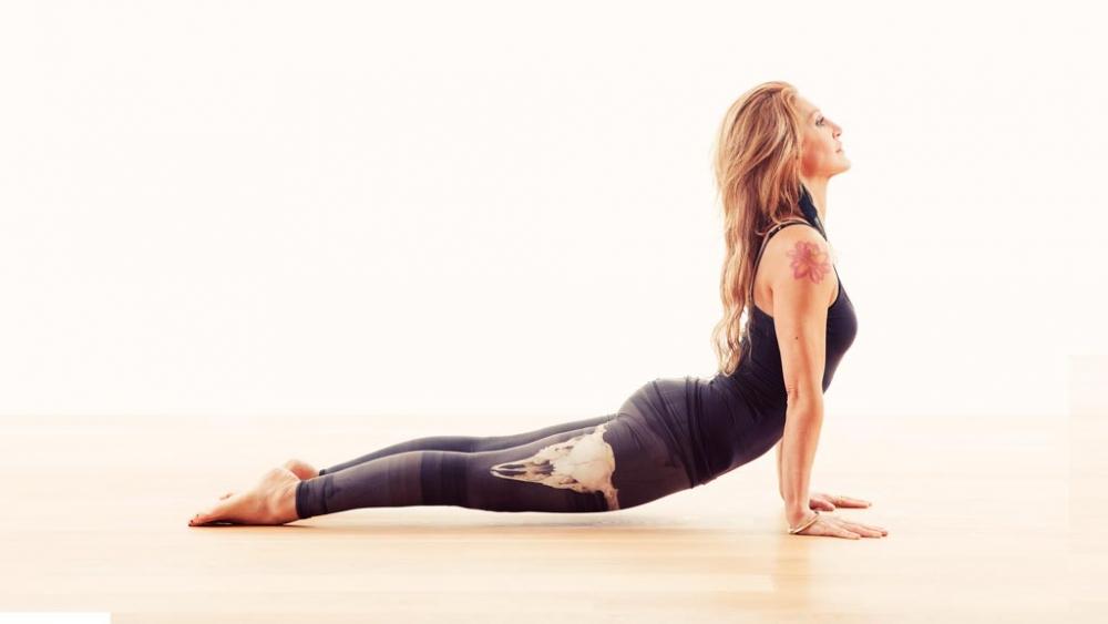yoga and flexibilty