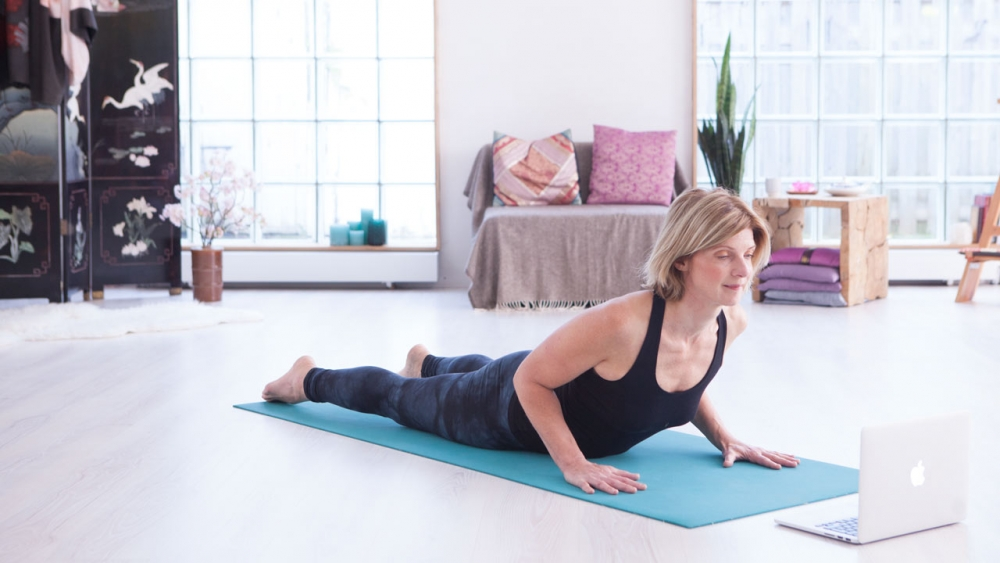 yoga for the thoracic area