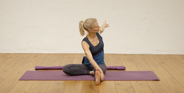 Great for digestion - a feel good class