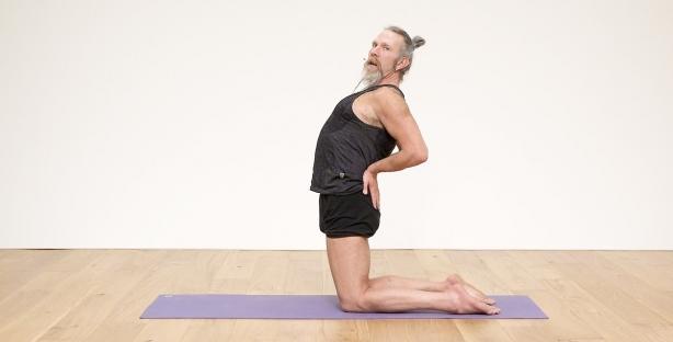 The art of back bending