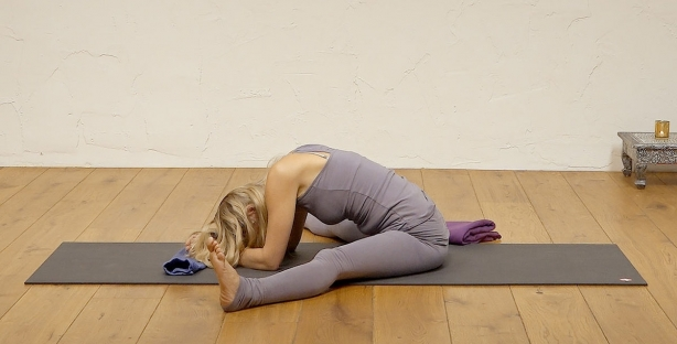 Surrendering to stillness