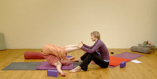 Balancing the energies of your body with Yin and Nadi Shodana
