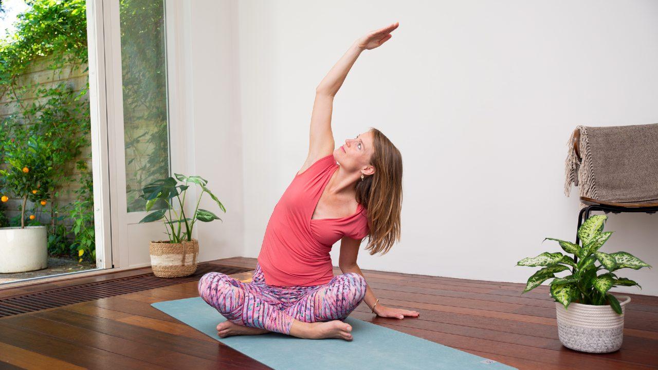 30 Day Yoga Challenge Ekhart Yoga