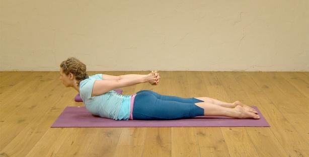 Basic backbend postures class