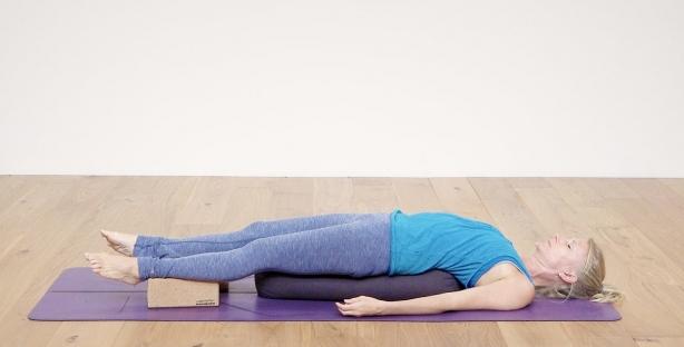 Yin yoga for the chakras