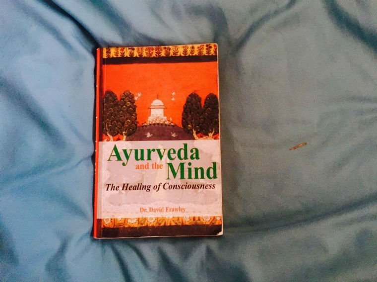 Ayurveda and the Mind by Dr. David Frawley