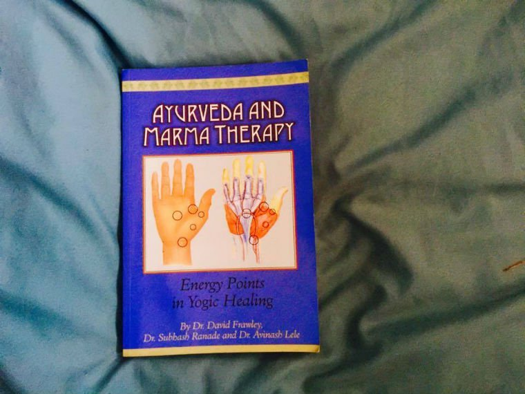 Ayurveda and Marma Therapy: Energy Points in Yogic Healing by Dr. David Frawley, Dr. Subhash Ranade and Dr. Avinash Lele