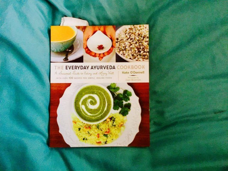 The Everyday Ayurveda Cookbook by Kate O'Donnell