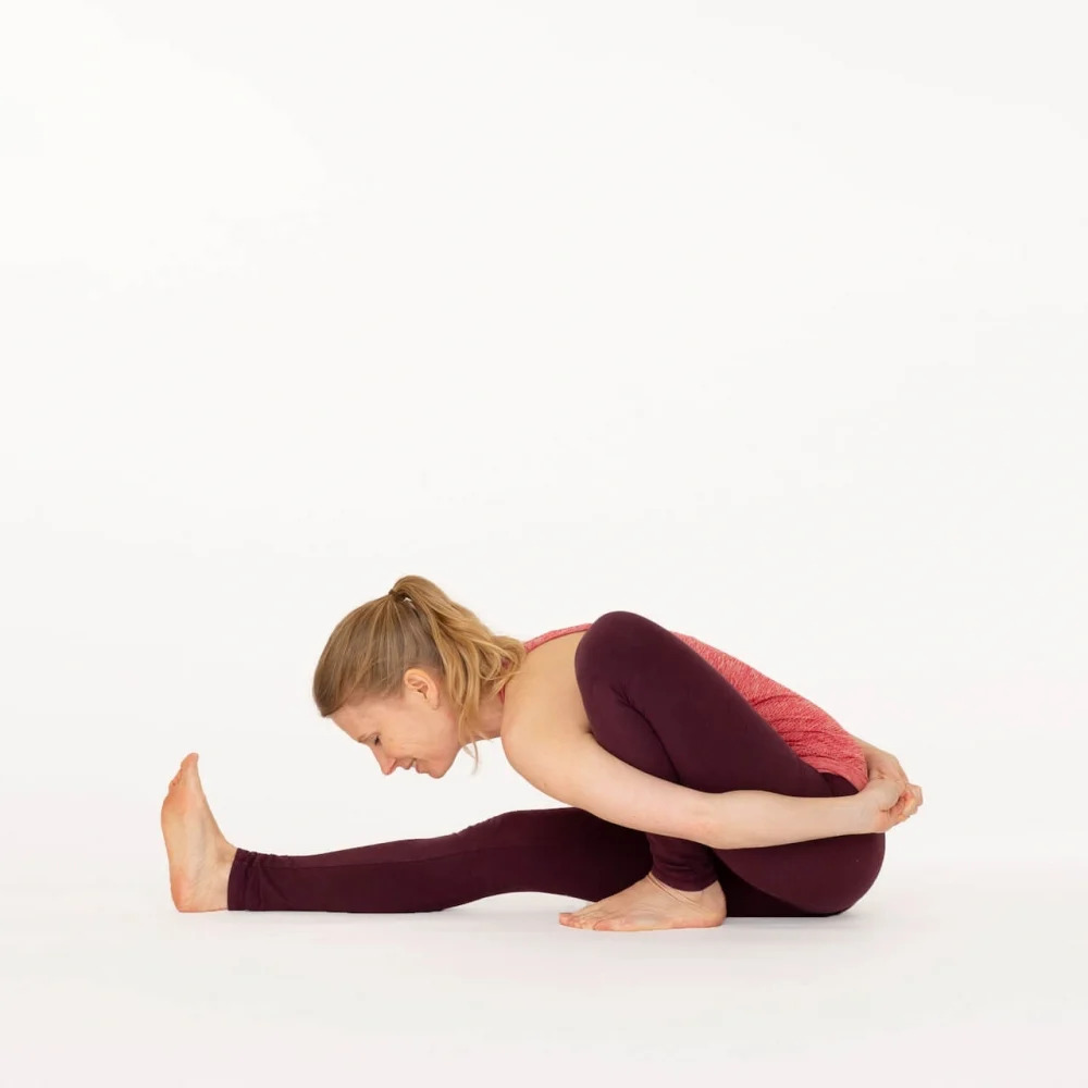 Marichyasana A Yoga pose Esther Ekhart
