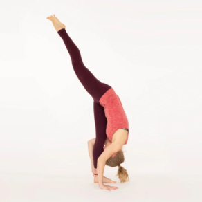 Standing Splits yoga pose