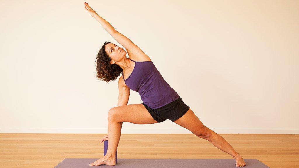 Adela Serrano Iyengar Yoga Teacher