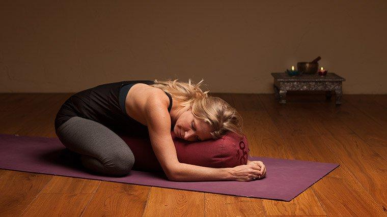 better sleep yoga